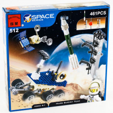 Конструктор Space «Команда покорителей Марса» (Brick 512)