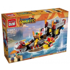 Конструктор Пираты «Корабль дракона» (Brick 1307)
