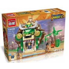 Конструктор Пираты «Тюрьма пиратов» (Brick 1308)
