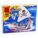 Конструктор Пираты «Корабль корсаров Жемчужина» (Brick 304)