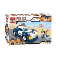 Конструктор Полиция «Полицейская машина» (Brick 1901)