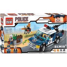 Конструктор Полиция «Вооруженное столкновение» (Brick 1907)