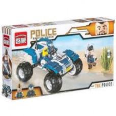 Конструктор Полиция «Патрульный автомобиль» (Brick 1908)