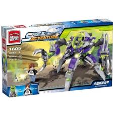 Конструктор Space adventure «Инопланетный робот» (Brick 1605)