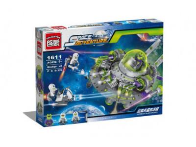 Конструктор Space adventure «Космическая битва» (Brick 1611)