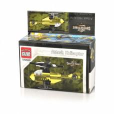 Конструктор Военная серия «Вертолет» (Brick 1223)