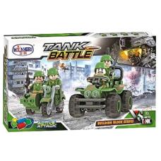 Конструктор Военная серия «Мототехника» (Winner Box 1301)
