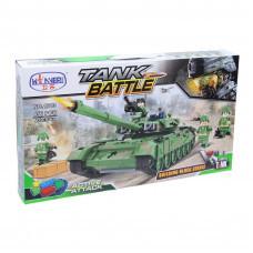 Конструктор Военная серия «Танк Т-90» (Winner Box 1313)
