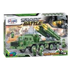 Конструктор Военная серия «Зенитная установка» (Winner Box 1316)