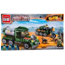 Конструктор Военная серия «Военная техника» (Brick 1706)