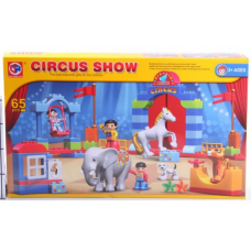 Конструктор Креатор Circus Show «Цирк» (188-31)