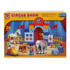 Конструктор Креатор Circus Show «Цирк» (188-34)