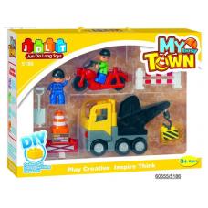 Конструктор My Busy Town «Стройка» (JDLT 5168)