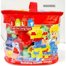 Конструктор Building Create blocks (JDLT 6002)