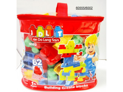 Конструктор Building Create blocks (JDLT 6002)