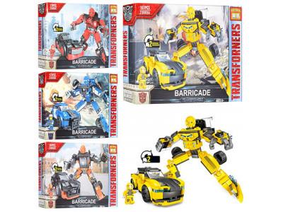 Конструктор Робот «Робот-машина» (2000), 4 вида