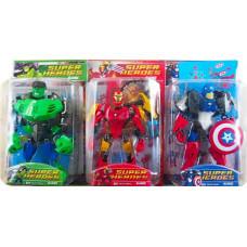 Конструктор Super Heroes «Bionicle» (2013-13), 3 вида