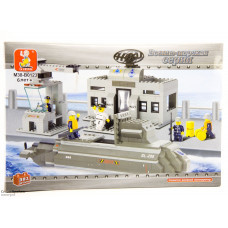 Конструктор Sluban Армия «Подводная лодка» (M38-B0123)