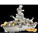 Конструктор Sluban Армия «Крейсер ВМФ» (M38-B0126)