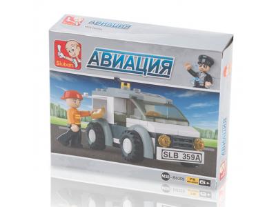 Конструктор Sluban Авиация «Экспресс доставка» (M38-B0359)