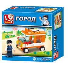 Конструктор Sluban Город «Автобус» (M38-B0179)