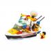 Конструктор Sluban Город «Спасательный катер пожарных» (M38-B3600)