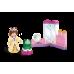 Конструктор Sluban Розовая мечта «Комната королевы» (M38-B0237)