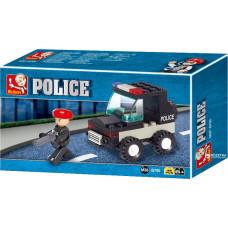 Конструктор Sluban Полиция «Военная полиция» (M38-B700)