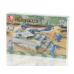 Конструктор Sluban Спецслужбы «Танк - Военный спецназ» (M38-B0205)